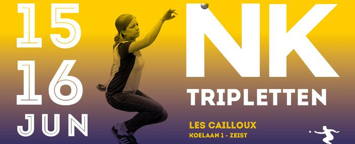 15-06-2019: NK TRIPLETTEN BIJ LES CAILLOUX