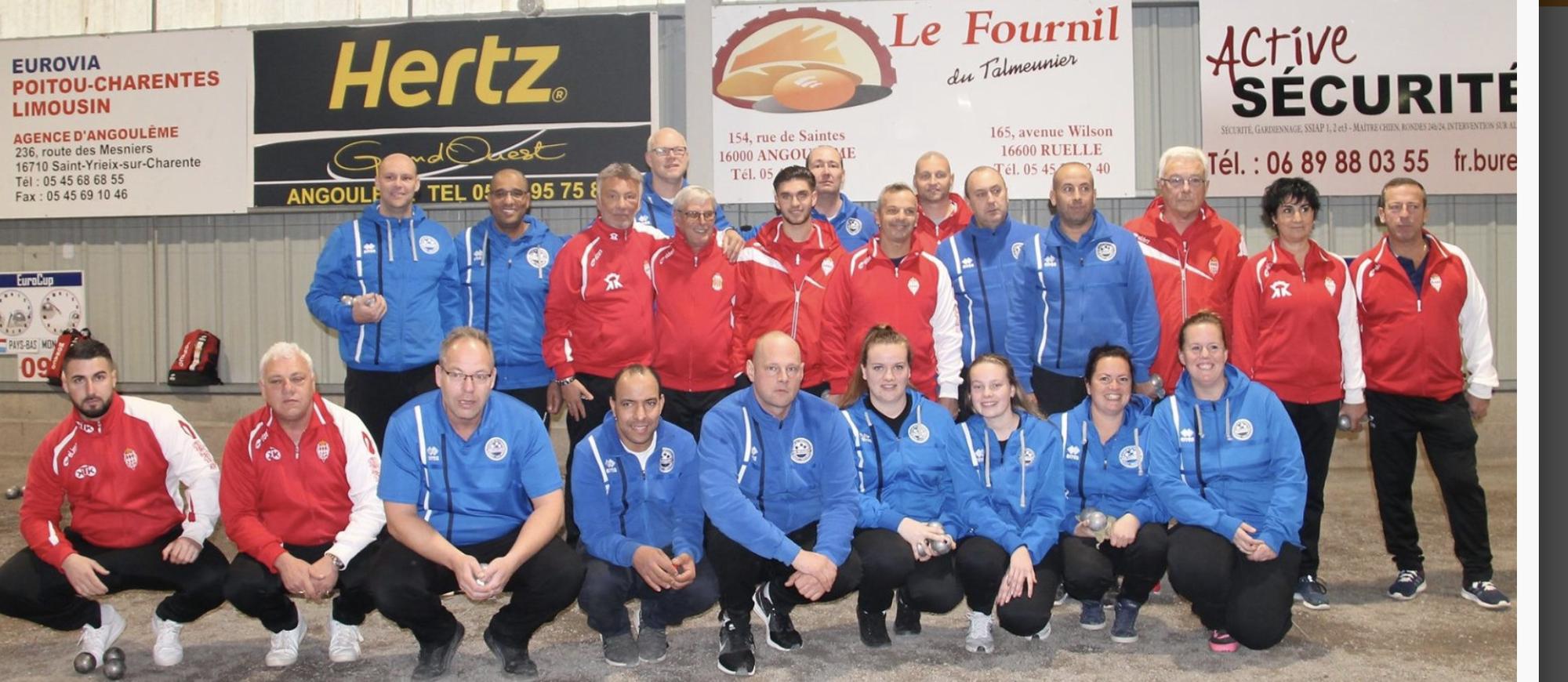 01-12-2019: LES CAILLOUX EINDIGT ALS 5e VAN EUROPA