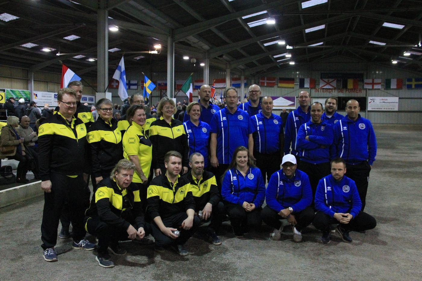 Les Cailloux wint Federatie Cup op Ek